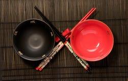 Cookware japonés Foto de archivo