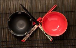 Cookware japonais Photo stock