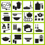 Cookware Stock Image