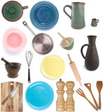 Cookware. Set №1. Stock Photo