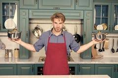 Cookware, tools, kitchenware. Cookware set cooking pots saucepans stock photos