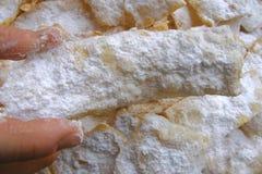 Cooky koekje Stock Afbeelding