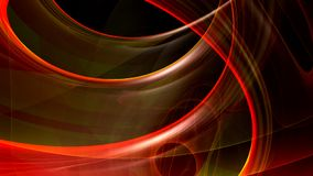 Cool abstract background. 3d generated picture Royalty Free Stock Photo