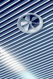 Cool Air Vent Fan Royalty Free Stock Photography