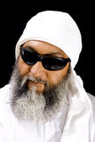Cool Arab Man. Stock image of Arab man wearing sunglasses Royalty Free Stock Image
