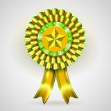 Cool Award Label Royalty Free Stock Image
