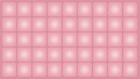 Cool background with squares royalty free illustration