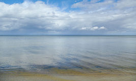 Cool Baltic sea. Royalty Free Stock Photos