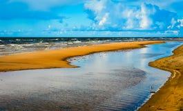 Cool Baltic sea Stock Photos