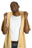 Cool Black Man Royalty Free Stock Images