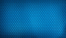 Cool Blue Dotted Texture Royalty Free Stock Image