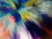Cool Blur Abstraction Royalty Free Stock Photo