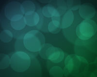 Cool Bokeh Royalty Free Stock Photo