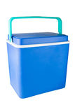 Cool Box. Isolated on a white background Royalty Free Stock Images