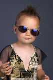 Cool boy Royalty Free Stock Image