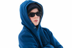 Cool boy Stock Image