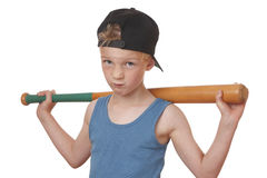 Cool boy Royalty Free Stock Photo