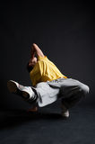 Cool breakdancer Stock Photography