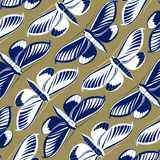 Cool butterfly pattern Royalty Free Stock Photo