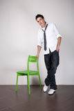 Cool chair Royalty Free Stock Images