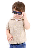 Cool child Stock Images