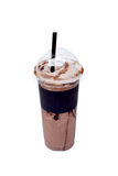 Cool chocolate drinks Stock Image