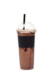 Cool chocolate drinks Royalty Free Stock Photo
