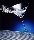 Cool cocktail Royalty Free Stock Images
