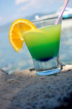 Cool Cocktail Drink Royalty Free Stock Images