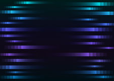 Cool color of abstract pixel speed background Stock Photography