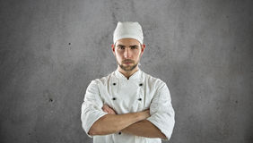 Cool Cook Royalty Free Stock Images