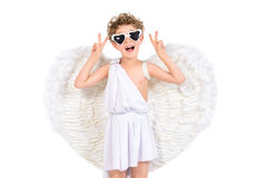 Cool costume Royalty Free Stock Photo