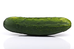 Cool Cucumber Stock Photography