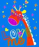 Cool dinosaur character design Stock Photo