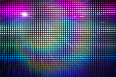 Cool disco background Stock Photography