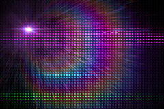 Cool disco background Royalty Free Stock Image
