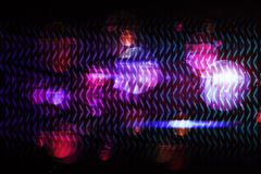 Cool disco design Stock Photo