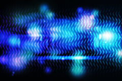 Cool disco design Stock Image