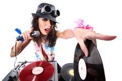 Cool DJ Stock Image