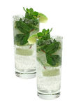 Cool drink mahito Stock Photos