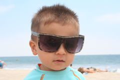 Cool Dude Stock Image