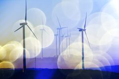 Cool energy stock images