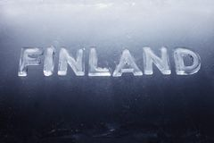 Cool Finland Royalty Free Stock Images