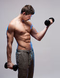 Cool and fit. Stock Photography