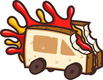 Cool Food Truck Stock Photos