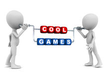 Cool games Stock Photography