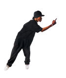 Cool hip-hop man Stock Photo