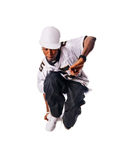 Cool hip-hop man Stock Photography