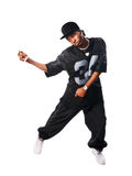 Cool hip-hop man Stock Images
