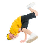 Cool hip hop style dancer Royalty Free Stock Image